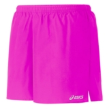 "Asics Core Pocketed Short 5"" Women's Magenta"