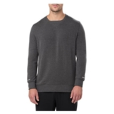 Asics Crew Top Men's Dark Grey/Heather