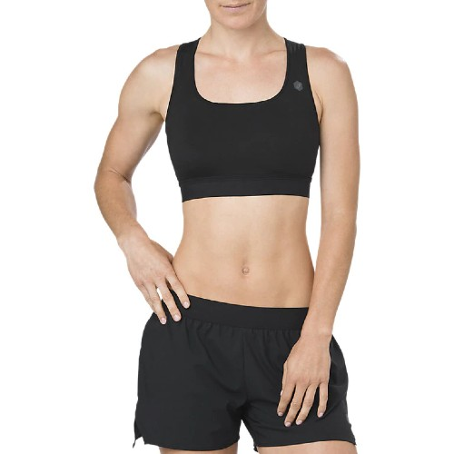 Asics Crop Top Women's Performance Black