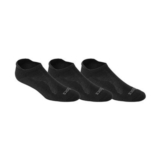 Asics Cushion Low Cut 3 Pack Unisex Black