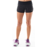 "Asics Everysport Short 4"" Women's Performance Black"