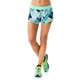 Asics Everysport Short Women's Mint Abstract Print