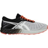Asics Fuzex Lyte Men's Grey/White/Coral