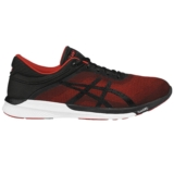 Asics Fuzex Rush Men's Vermillion/Black/White