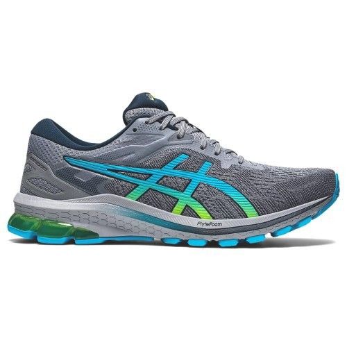 Asics GT 1000 10 Men's Sheet Rock/Hazard Green