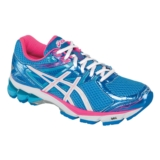 Asics GT 1000 3 Women's Turquoise/White/Pink