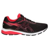 Asics GT 1000 7 Men's Black/Red Alert