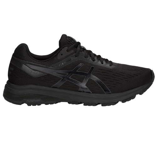 Asics GT 1000 7 Men's Black/Phantom - Asics Style # 1011A042.001 C19