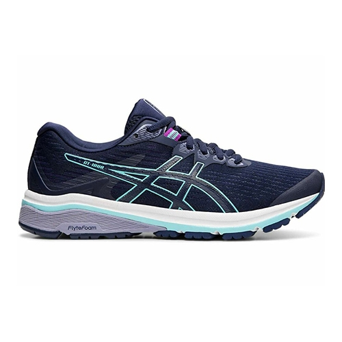 Asics GT 1000 8 Women's Peacoat/Ice Mint