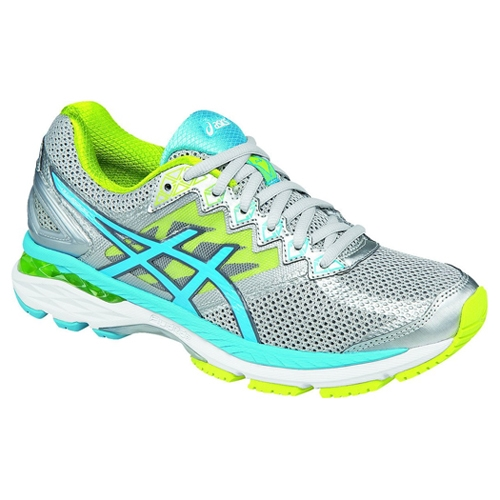 Asics GT 2000 4 Women's Silver/Turquoise/Punch