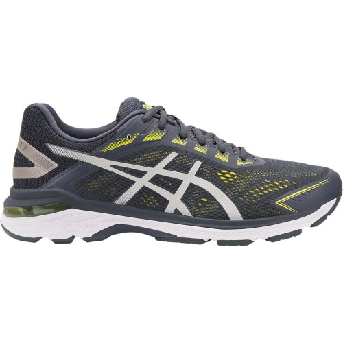 Asics GT 2000 7 Men's Tarmac/Lemon Spark