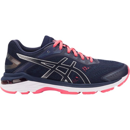 Asics GT 2000 7 Women's Peacoat/Silver - Asics Style # 1012A147.401
