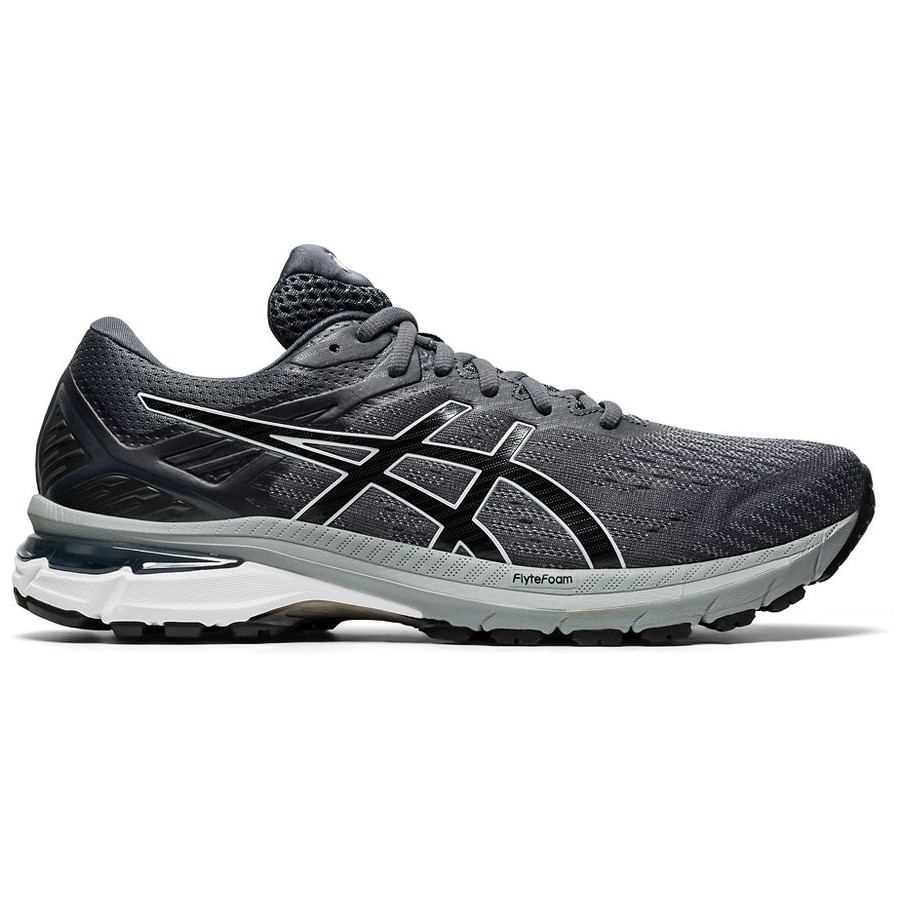 Asics GT 2000 9 Men's Carrier Grey/Black - Asics Style # 1011A983 020 F20