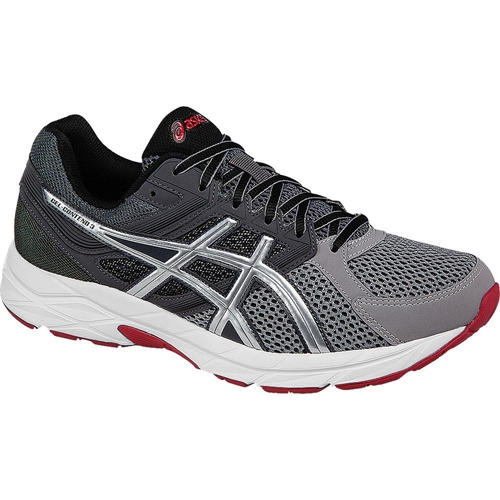 Asics Gel Contend 3 Men's Grey/Silver/Red - Asics Style # T5F4N.9593 C16