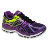 Asics Gel Cumulus 17 GTX Women's Plum/Onyx/Flash Yellow