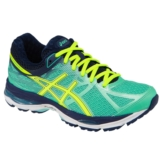 Asics Gel Cumulus 17 Women's Aqua Mint/Flash Yellow