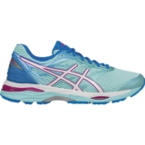Asics Gel Cumulus 18 Women's Aqua Splash/White/Pink