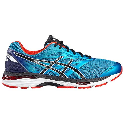 Asics Gel Cumulus 18 Men's Blue/Black/Vermilion