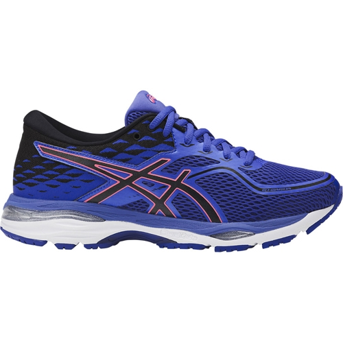 Asics Gel Cumulus 19 Women's Blue Purple/Black