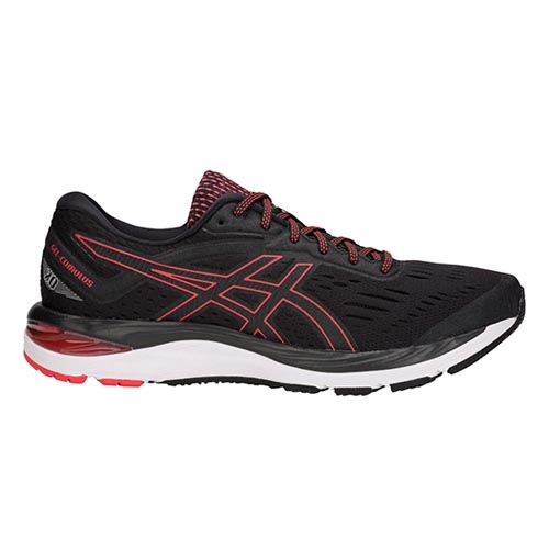 Asics Gel Cumulus 20 Men's Black/Red Alert