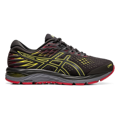 Asics Gel Cumulus 21 GTX Men's Graphite Grey/Sour Yuzo