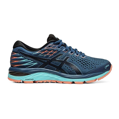 Asics Gel Cumulus 21 GTX Women's Mako Blue/Midnight