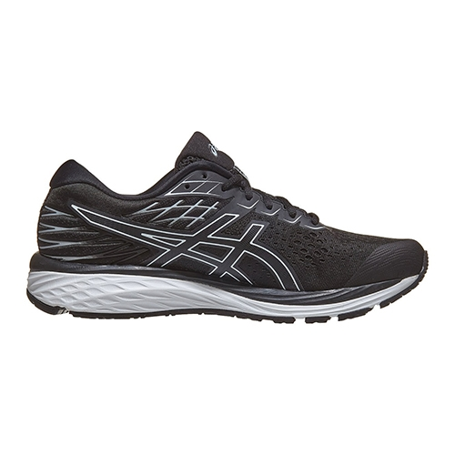 Asics Gel Cumulus 21 Men's Black/White - Asics Style # 1011A551.001 F19