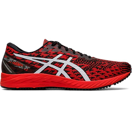 Asics Gel Ds Trainer 25 Men's Fiery Red/White