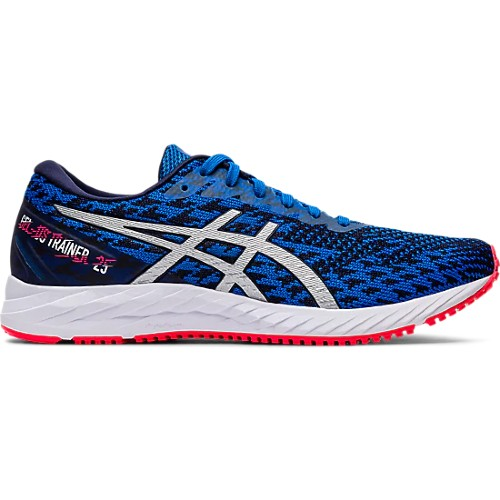 Asics Gel Ds Trainer 25 Women's Electric Blue/Silver