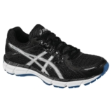 Asics Gel Excite 3 Men's Black/Silver/Blue