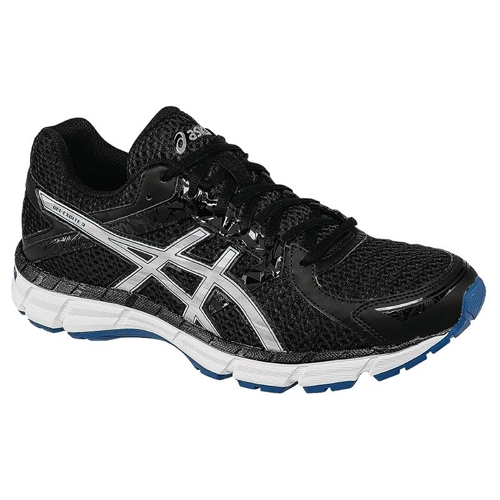 Asics Gel Excite 3 Men's Black/Silver/Blue - Asics Style # T5B4N.9093 C16