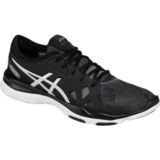 Asics Gel Fit Nova 2 Women's Black/Silver