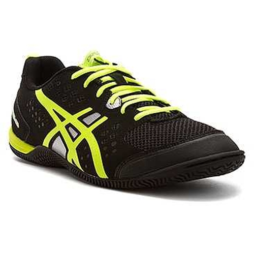 Asics Gel Fortius TR Men's Black/Yellow/Silver - Asics Style # S334Y.9004 C15