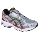 Asics Gel Foundation 8 Men's Lightning/Black/True Red