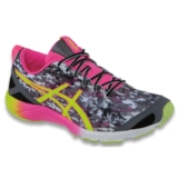 Asics Gel HyperTri Women's Onyx/Yellow/Pink