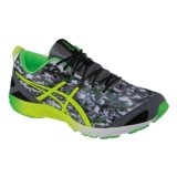 Asics Gel HyperTri Men's Black/Yellow/Green