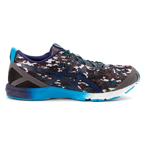 Asics Gel HyperTri Men's Carbon/Blue/Black - Asics Style # T531N.7349 C16