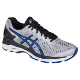 Asics Gel Kayano 23 Men's Silver/Imperial/Black