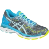 Asics Gel Kayano 23 Women's Shark/Aruba Blue/Aqua