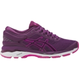 Asics Gel Kayano 24 Women's Prune/Pink Glo/White