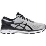 Asics Gel Kayano 24 Men's Silver/Black/Mid Grey