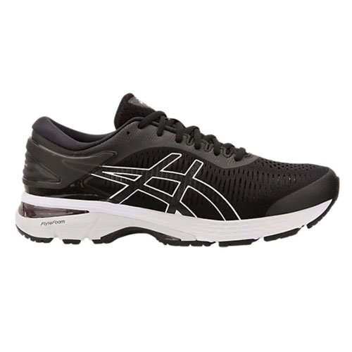 Asics Gel Kayano 25 Men's Black/Glacier Grey