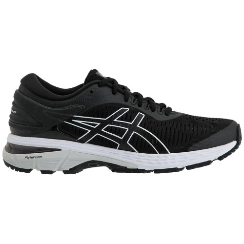 Asics Gel Kayano 25 Women's Black/Glacier Grey