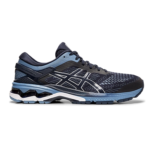 Asics Gel Kayano 26 Men's Midnight/Grey Floss