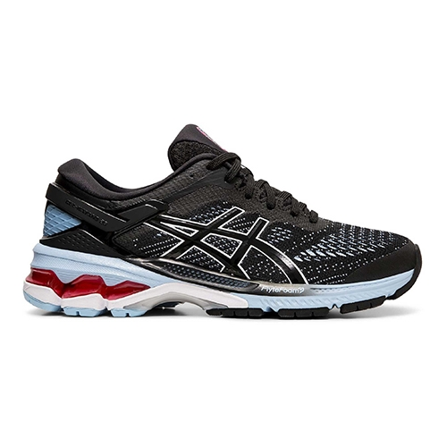 Asics Gel Kayano 26 Women's Black/Heritage/Blue