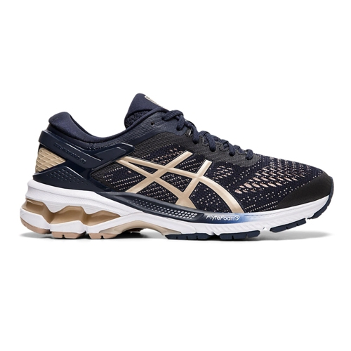 Asics Gel Kayano 26 Women's Midnight/Almond