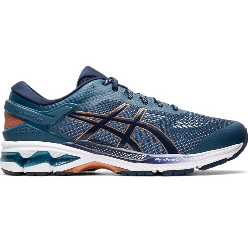 Asics Gel Kayano 26 Men's Grandshark/Peacaot