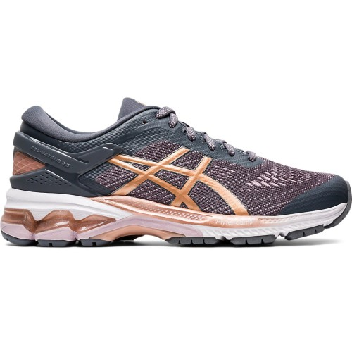 Asics Gel Kayano 26 Women's Metropolis/Rose Gold