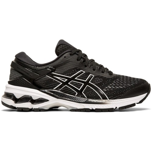 Asics Gel Kayano 26 Women's Black/White