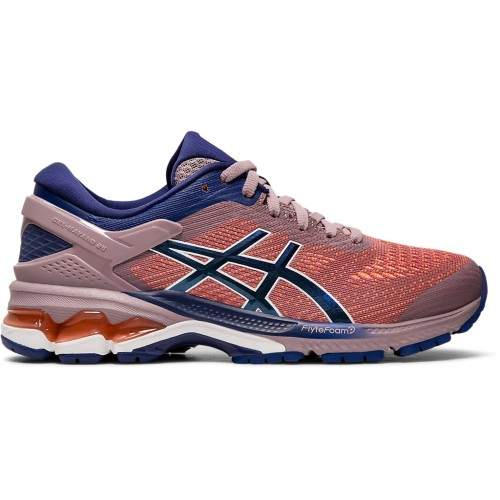 Asics Gel Kayano 26 Women's Violet Plush/Blue